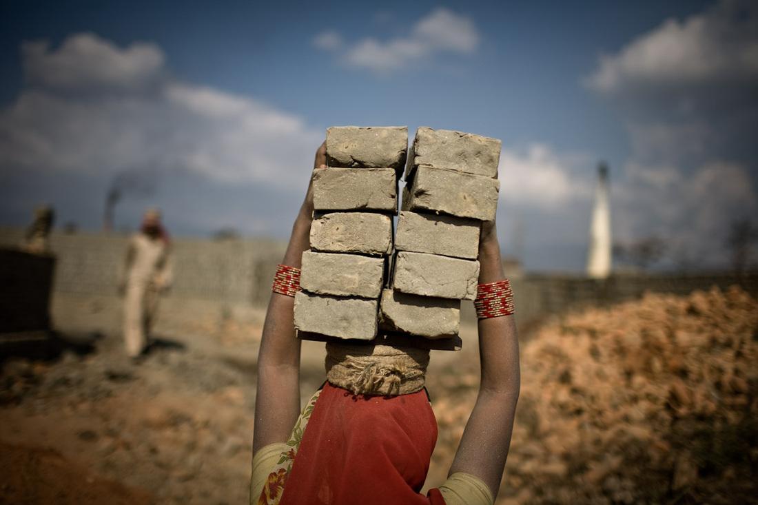 The Heavy Burden of Bricks in Pakistan: Bonded Labor